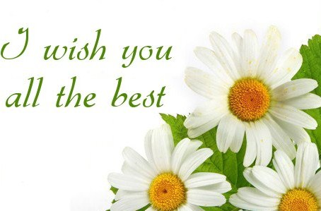 all the best wishes