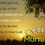 Good Morning Wishes And Quotes