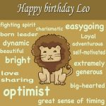 Amazing Leo Birthday Wishes And Quotes
