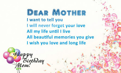 Awesome Birthday Wishes And Quotes For Mom Wishes Choice Personalised Birthday Cards Paralily Jamesorg