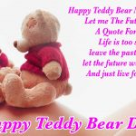 Happy Teddy Day Wishes 2017