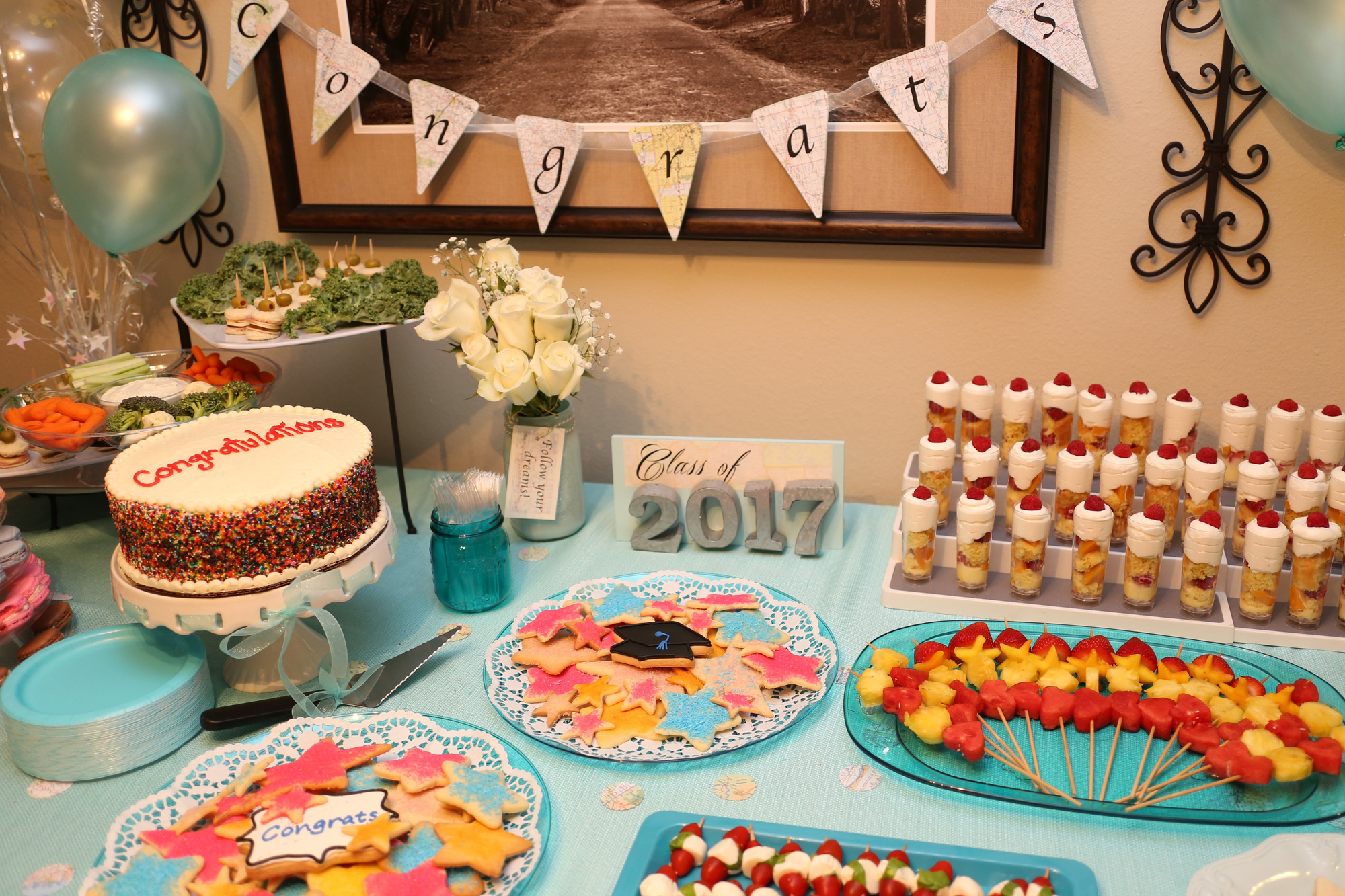 graduation party ideas for adults